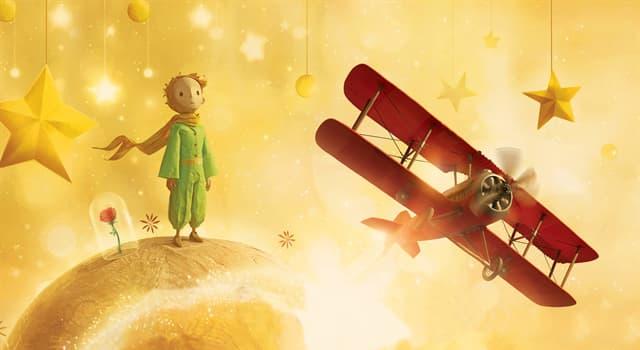 Культура Запитання-цікавинка: Хто є автором алегоричній повісті-казки «Маленький принц»?