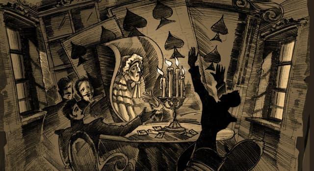 Історія Запитання-цікавинка: Хто є автором повісті «Пікова дама»?