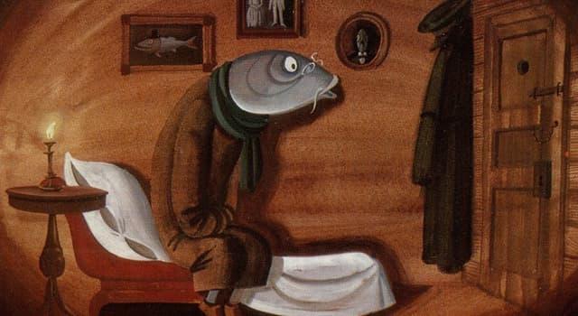 Культура Запитання-цікавинка: Хто є автором сатиричної казки «Премудрий Піскарьов»?