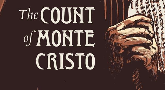 """Kultura Pytanie-Ciekawostka: Który autor francuski napisał powieść """"Hrabia Monte Cristo""""?"""