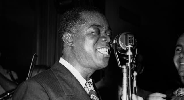 Kultura Pytanie-Ciekawostka: Na jakim instrumencie grał słynny muzyk jazzowy Louis Armstrong?