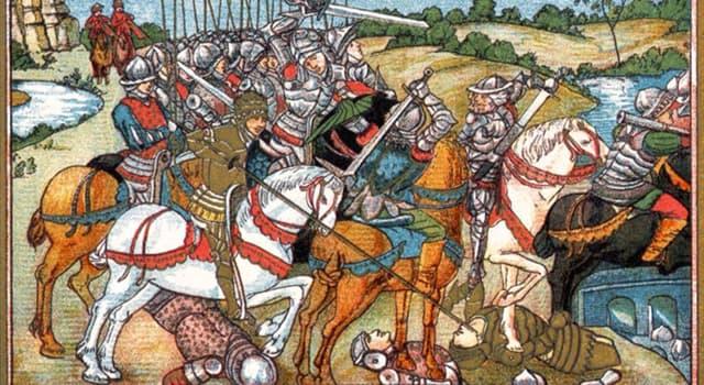 Geschichte Wissensfrage: Wo wurden Rosenkriege im 15. Jahrhundert geführt?