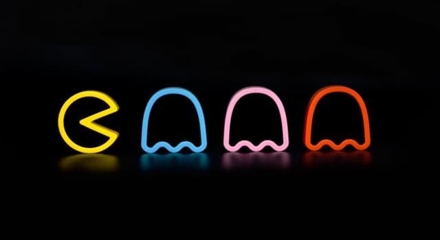 Історія Запитання-цікавинка: В якій країні була створена аркадна відеогра Pac-Man?