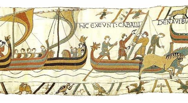 historia Pytanie-Ciekawostka: Jaką część Europy opuścili Normanowie, aby najechać Anglię w 1066 r.?