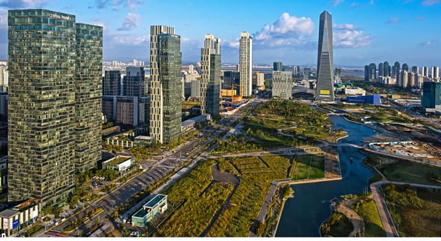 Geografia Pytanie-Ciekawostka: W jakim kraju znajduje się Incheon Metropolitan City?