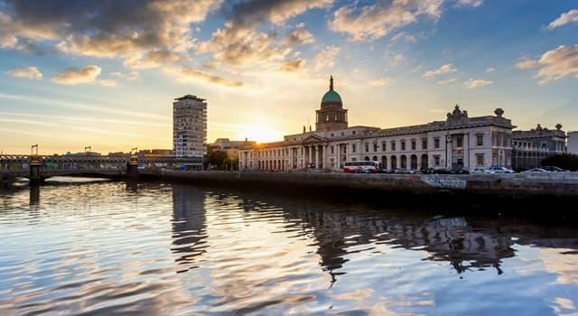 historia Pytanie-Ciekawostka: W którym roku Dublin stał się stolicą Irlandii?