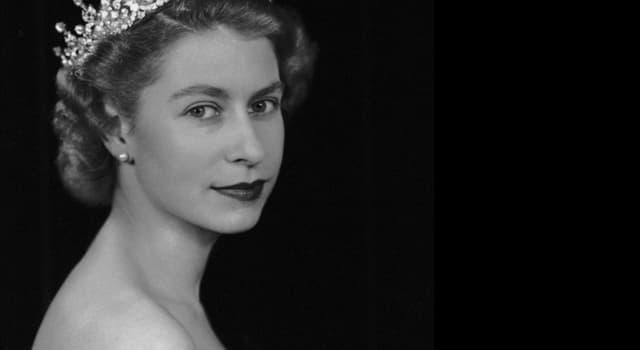 historia Pytanie-Ciekawostka: W którym roku królowa Elżbieta II została koronowana?