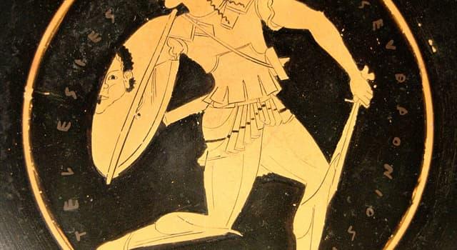 Kultura Pytanie-Ciekawostka: W mitologii greckiej, które plemię kobiet-wojowników było spokrewnione ze Scytami i Sarmatami?