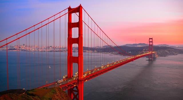 Kultur Wissensfrage: Welche Brücke gilt als die meist fotografierte Brücke der Welt?