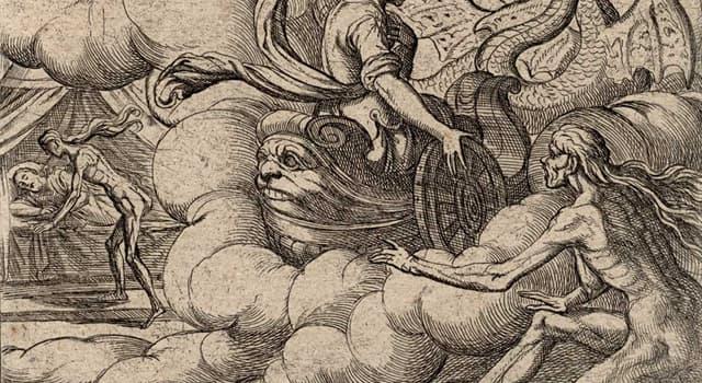 Kultur Wissensfrage: Welche Strafe erhielt Erysichthon von Demeter in der griechischen Mythologie?