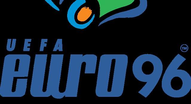 sport Pytanie-Ciekawostka: W którym kraju odbyły się Mistrzostwa Europy w Piłce Nożnej 1996?