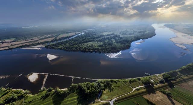 Geographie Wissensfrage: An welchem Fluss liegt Warschau?
