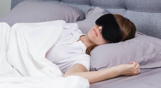 """Наука Запитання-цікавинка: Чим характеризується такий розлад сну, як """"нічний жах""""?"""