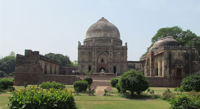 Geografía Pregunta Trivia: ¿En qué ciudad india podrías encontrar los Jardines Lodi?