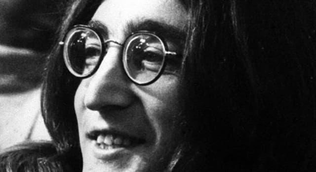 Kultura Pytanie-Ciekawostka: Jak nazywa się morderca Johna Lennona?