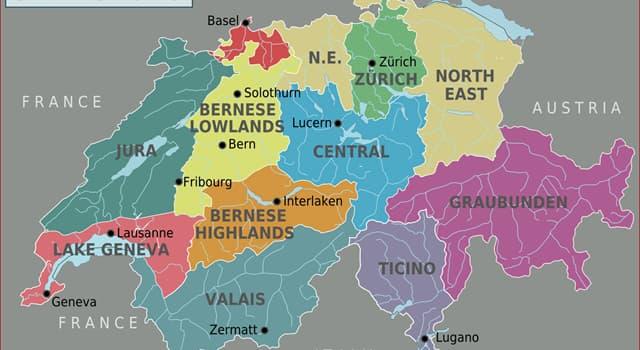 historia Pytanie-Ciekawostka: Jak nazywała się linia obrony Szwajcarii zbudowana w czasie II wojny światowej?