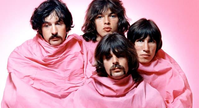 """Kultura Pytanie-Ciekawostka: Jak się nazywał ten angielski zespół rockowy tuż przed wybraniem nazwy """"Pink Floyd""""?"""