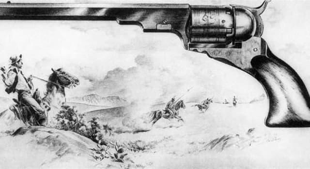 """historia Pytanie-Ciekawostka: Jaka broń nosi nazwę """"Peacemaker""""?"""