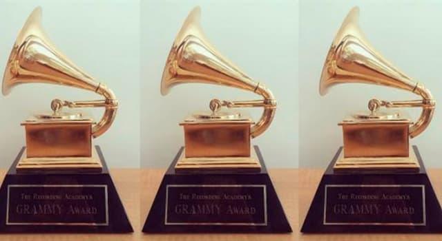 Kultura Pytanie-Ciekawostka: Jaka kobieta jako pierwsza zdobyła narogdę Grammy w kategorii Album roku?