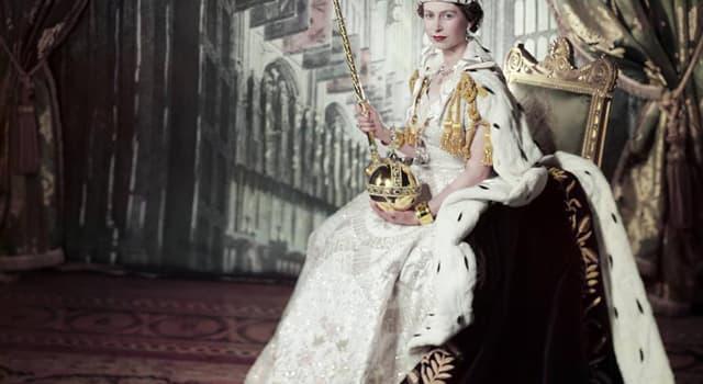historia Pytanie-Ciekawostka: Jaki monarcha został koronowany 400 lat przed królową Elżbietą II?