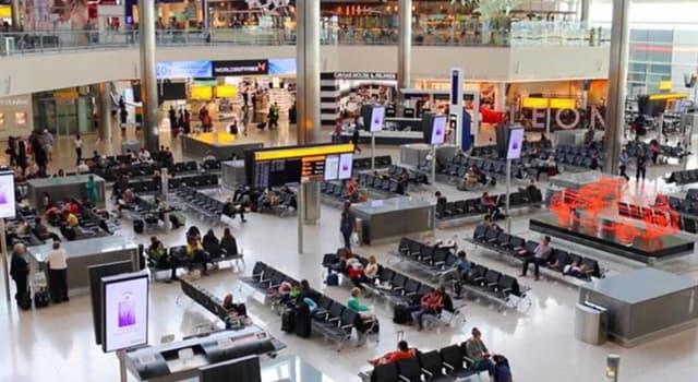 Geografia Pytanie-Ciekawostka: Jakie było najbardziej ruchliwe lotnisko na świecie o najwyższym ruchu pasażerskim w 2015 roku?