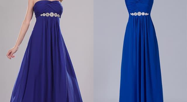 Kultura Pytanie-Ciekawostka: Jakie z tych słów oznacza sukienkę z bardzo wysokim stanem (tuż pod biustem)?