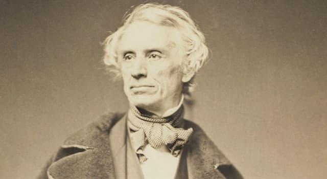 społeczeństwo Pytanie-Ciekawostka: Jakiej narodowości był malarz i wynalazca Samual Morse?