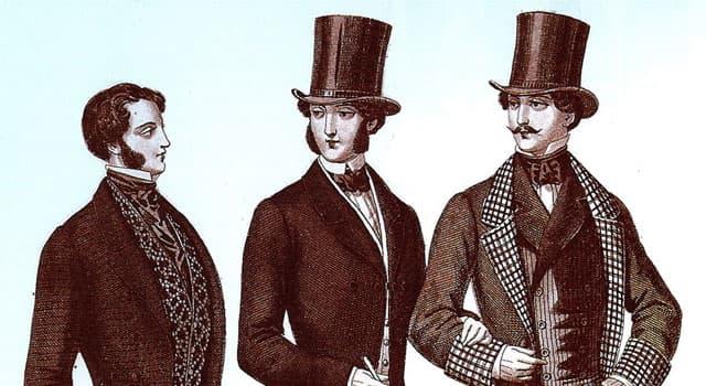 Культура Запитання-цікавинка: Як в XIX столітті називали тип чоловіків, що стежать за естетикою зовнішнього вигляду, поведінки й мови?