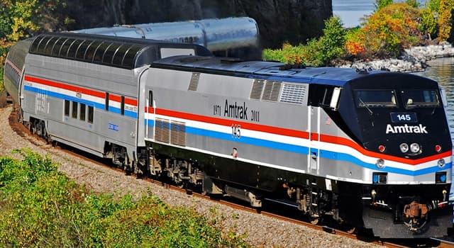 """historia Pytanie-Ciekawostka: Kiedy został założon """"Amtrak (National Railroad Passenger Corporation)""""?"""