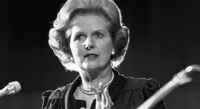 """Kultura Pytanie-Ciekawostka: Kogo Margaret Thatcher opisała kiedyś jako """"tego człowieka, który maluje te straszne zdjęcia""""?"""