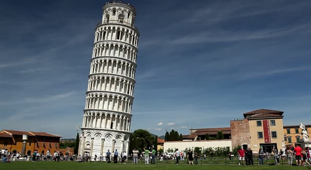 historia Pytanie-Ciekawostka: Krzywa Wieża w Pizie była pierwotnie używana jako co?