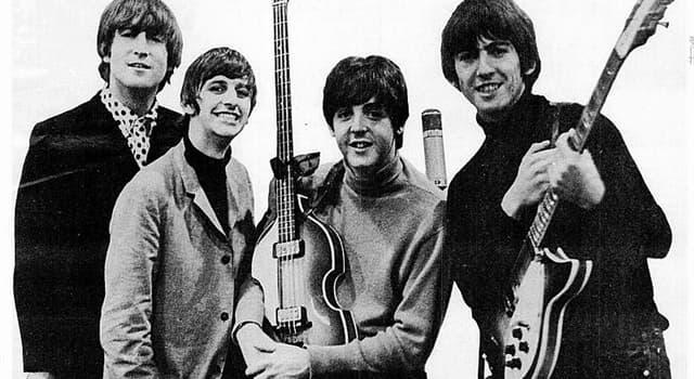 Kultura Pytanie-Ciekawostka: Kto był najstarszy z Beatlesów?