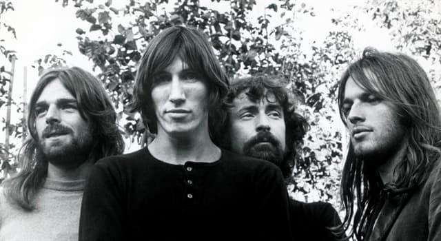 Kultura Pytanie-Ciekawostka: Kto był pierwszym wokalistą zespołu Pink Floyd?