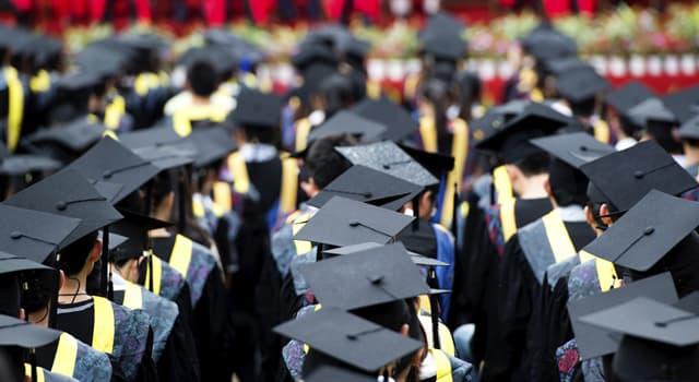społeczeństwo Pytanie-Ciekawostka: Kto jest najmłodszym absolwentem uczelni kiedykolwiek?