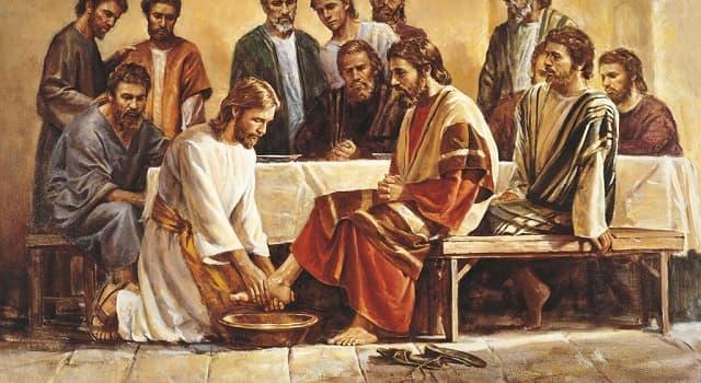Kultura Pytanie-Ciekawostka: Który był najmłodszy z uczniów Jezusa?