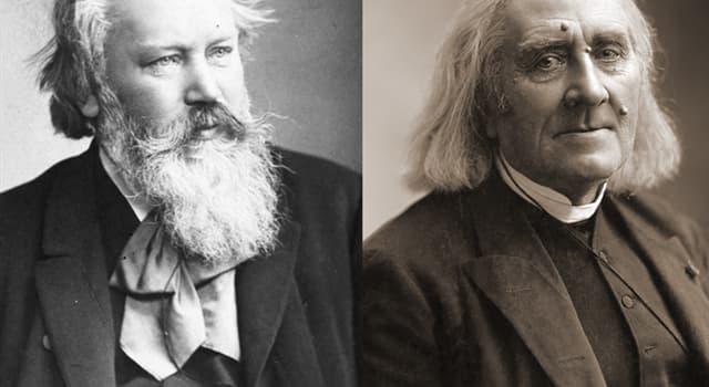 Kultura Pytanie-Ciekawostka: Skąd pochodzili wybitni kompozytorzy Brahms i Liszt?