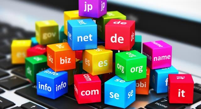 Kultur Wissensfrage: Was ist die Internet-Domain Irlands?