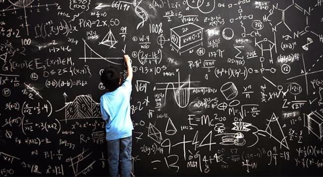 Wissenschaft Wissensfrage: Was ist die Quadratwurzel aus 16?