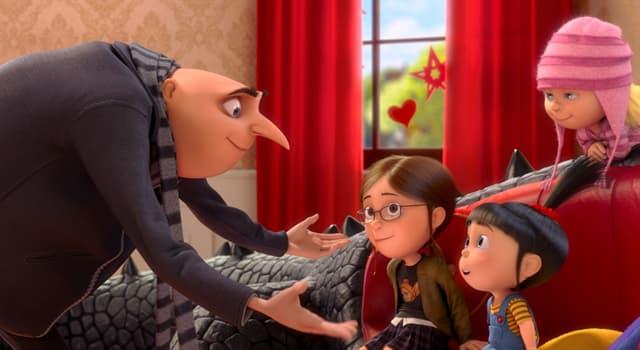"""Film & Fernsehen Wissensfrage: Welche Farbe haben Minions, kleine Wesen aus dem Animationsfilm """"Ich – Einfach unverbesserlich""""?"""