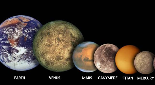 Wissenschaft Wissensfrage: Welcher Planet des Sonnensystems hat einen Mond namens Ariel?