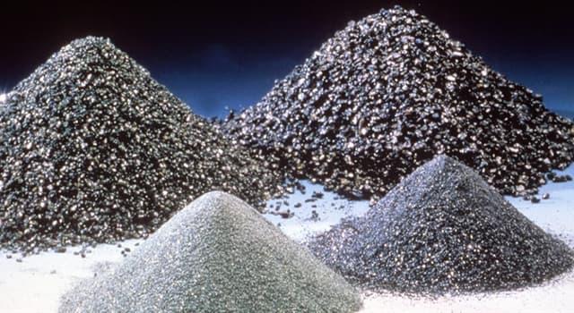 Wissenschaft Wissensfrage: Welches chemische Element wird mit dem Elementsymbol Mg bezeichnet?