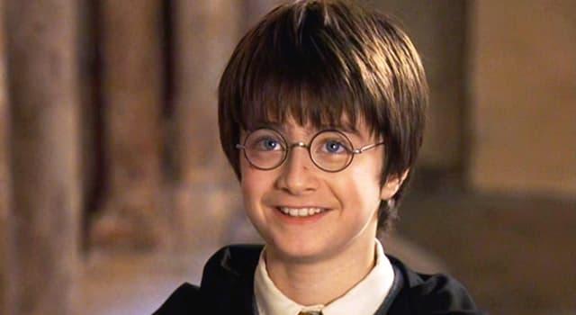 Kultur Wissensfrage: Wer ist Harry Potters Taufpate in der Harry-Potter-Filmreihe?