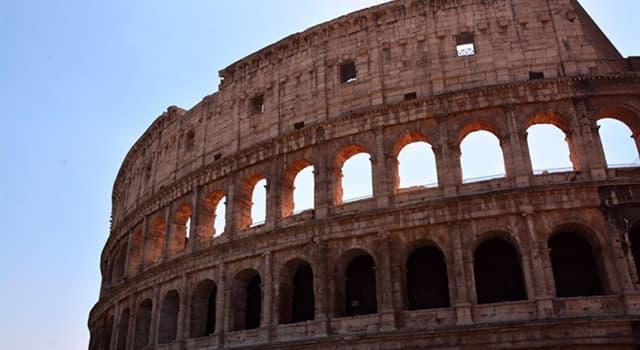 Geschichte Wissensfrage: Wie viele Tage hatte eine Woche in der römischen Antike?