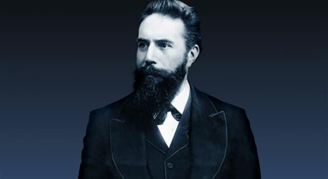 Wissenschaft Wissensfrage: Wilhelm Röntgen erhielt 1901 bei der Vergabe der ersten Nobelpreise den ersten Nobelpreis für ... ?