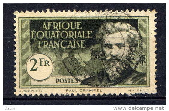 History Trivia Question: As of 1958, how many countries existed in the French Equatorial Africa, or the AEF?