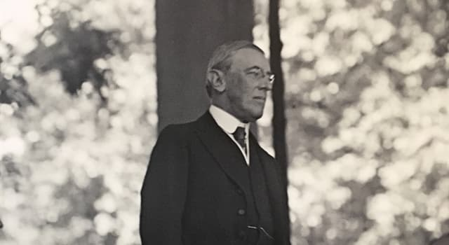 History Trivia Question: Before he was elected US President, Woodrow Wilson served as president of which university?