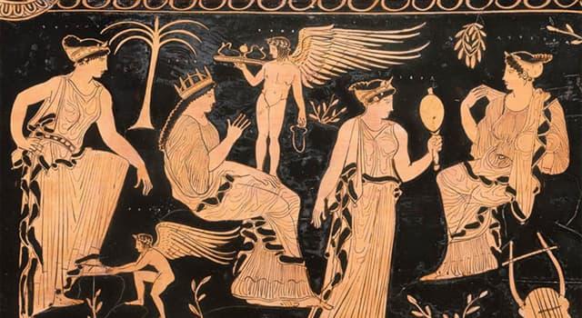 Kultura Pytanie-Ciekawostka: Boginią czego w mitologii greckiej była Amfitryta?