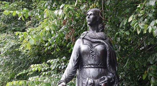 Історія Запитання-цікавинка: Чим відома ірландка на прізвисько Грануаль?