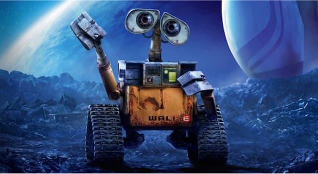 """Filmy Pytanie-Ciekawostka: Co oznacza imię głównego bohatera w filmie animowanym """"WALL·E""""?"""