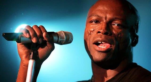 społeczeństwo Pytanie-Ciekawostka: Co spowodowało blizny na twarzy piosenkarza i tekściarza Seala?